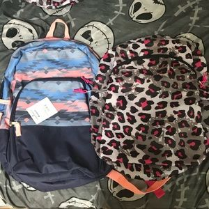 girls bookbag bundle